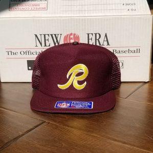 1970s/1980s Washington Redskins Snapback Hat